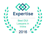 Expertise DUI Badge